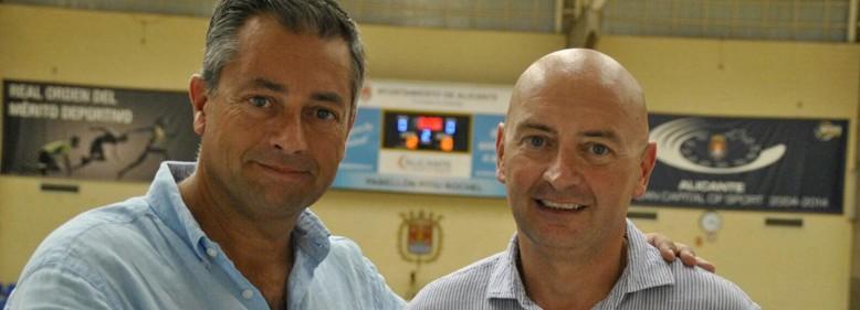 Traumadepor firma un convenio de colaboración con el CD Agustinos Alicante.