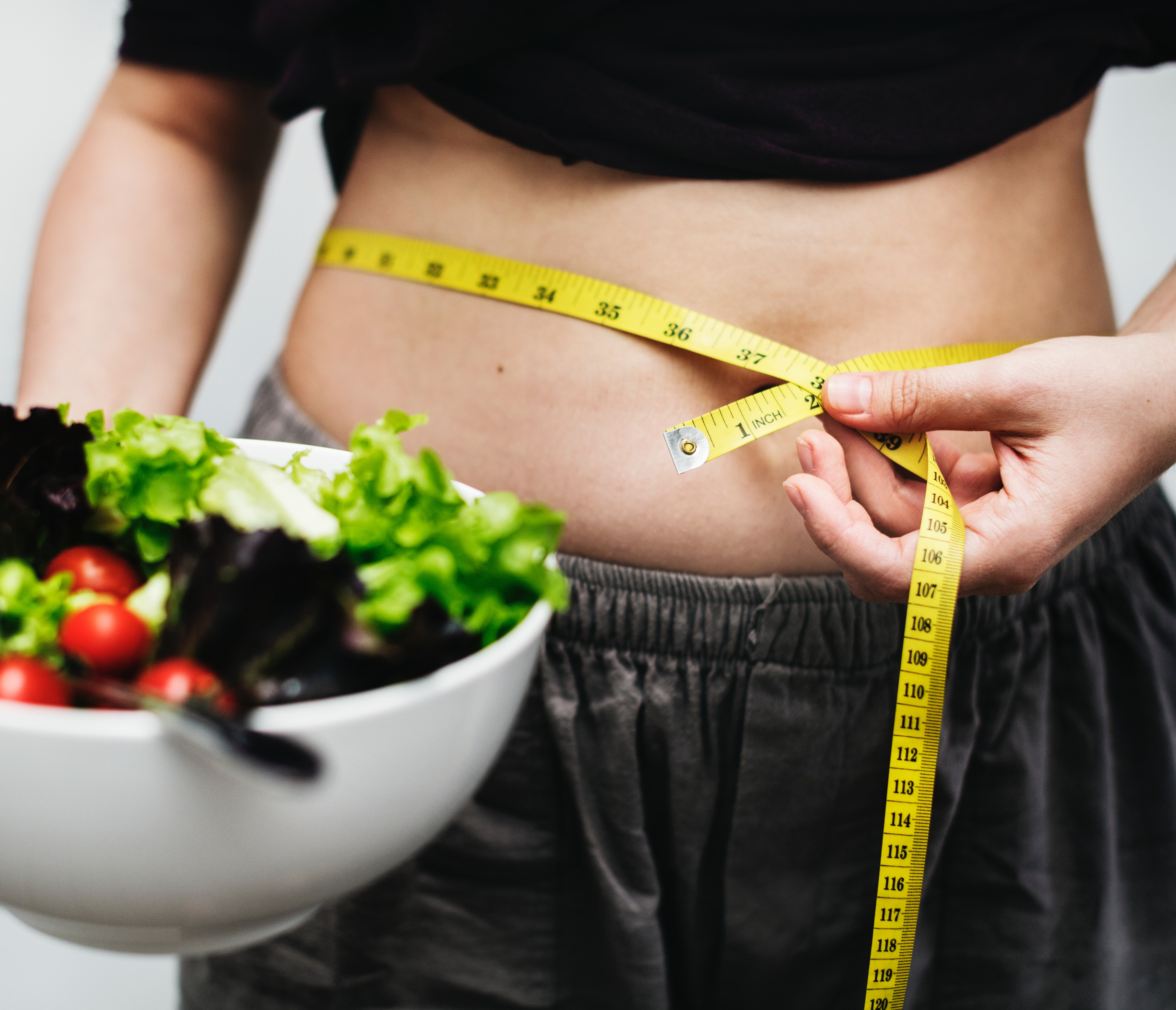 Combina ejercicio con alimentación saludable para perder peso